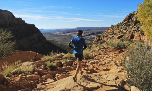 Comb Ridge Classic 10K/Half Marathon in Utah's Canyon Country