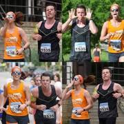 Thumb race pics