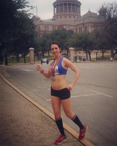 Austin to Boston: a Recap of the Austin Half-Marathon