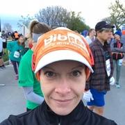 Thumb illinois half marathon start line blogger
