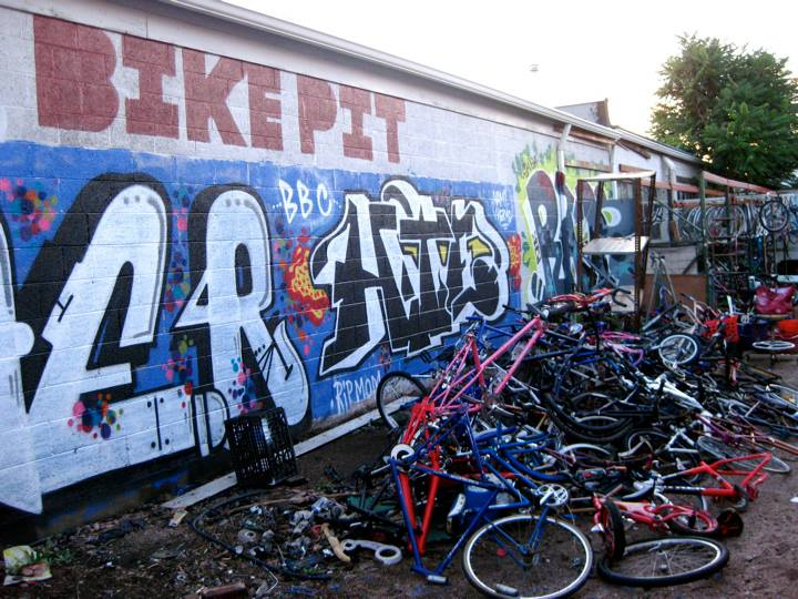 The Bike Pit