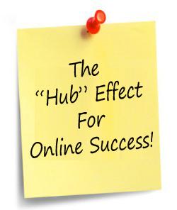 the hub effect