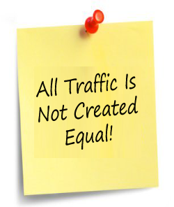 traffiv masters1 All Traffic Is Not Created Equal