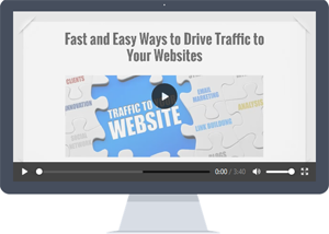 Fast and easy ways to drive traffic to your website