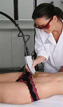 Brazilian Laser Hair Removal and IPL Laser Hair Removal