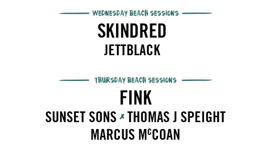 Beach Sessions 2014