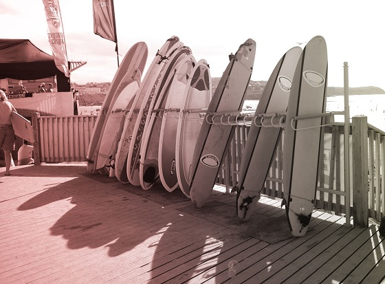 Surf Hire and Lessons At Boardmasters