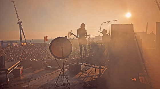 Watergate Bay Main Stage Boardmasters