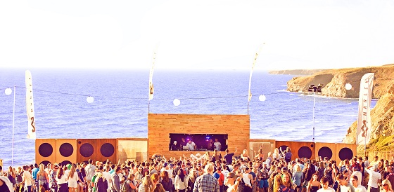 The Point Stage Boardmasters