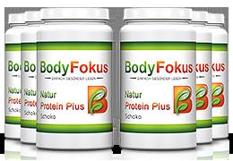 Natur Protein Plus - 6 Dosen