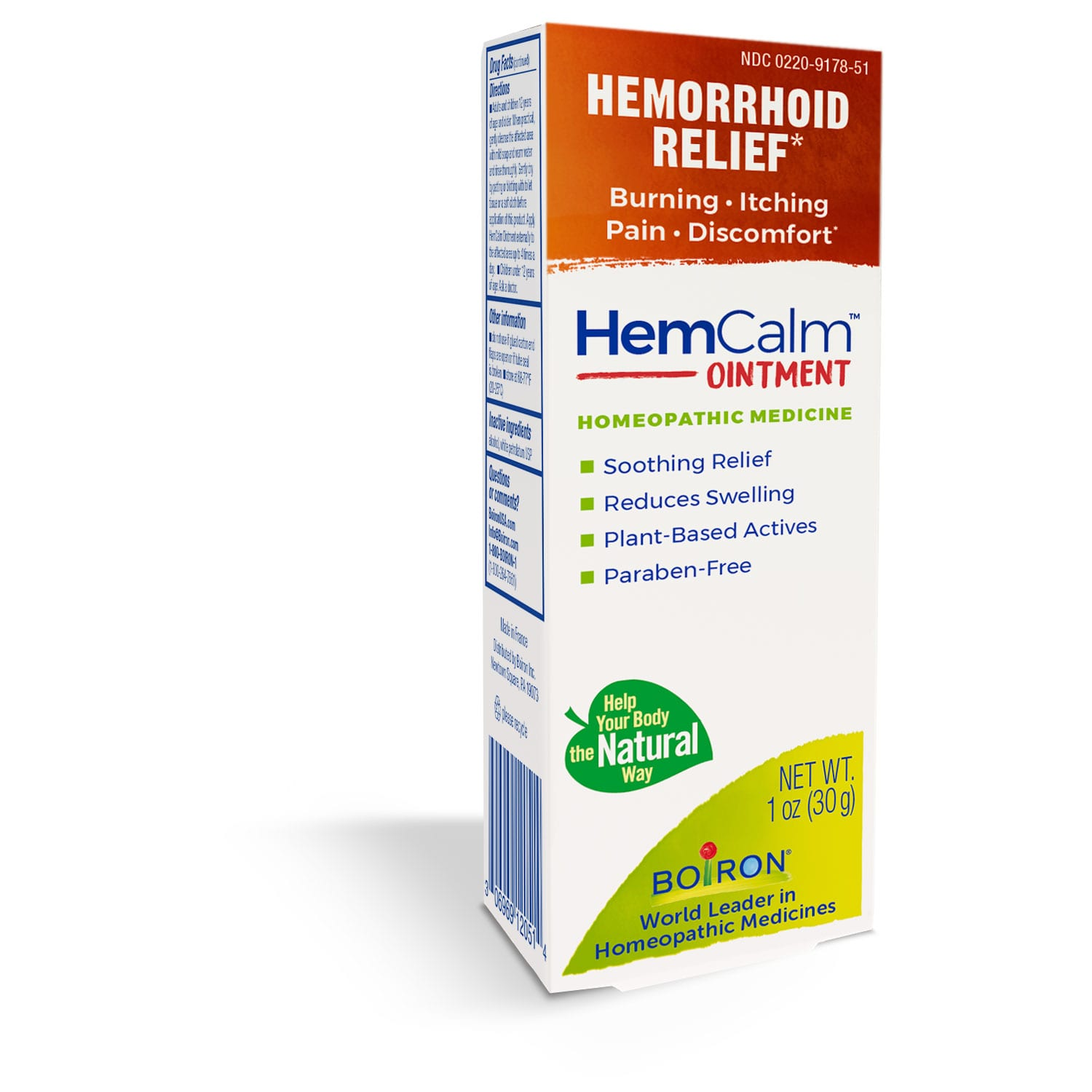 HemCalm<sup>®</sup> Ointment