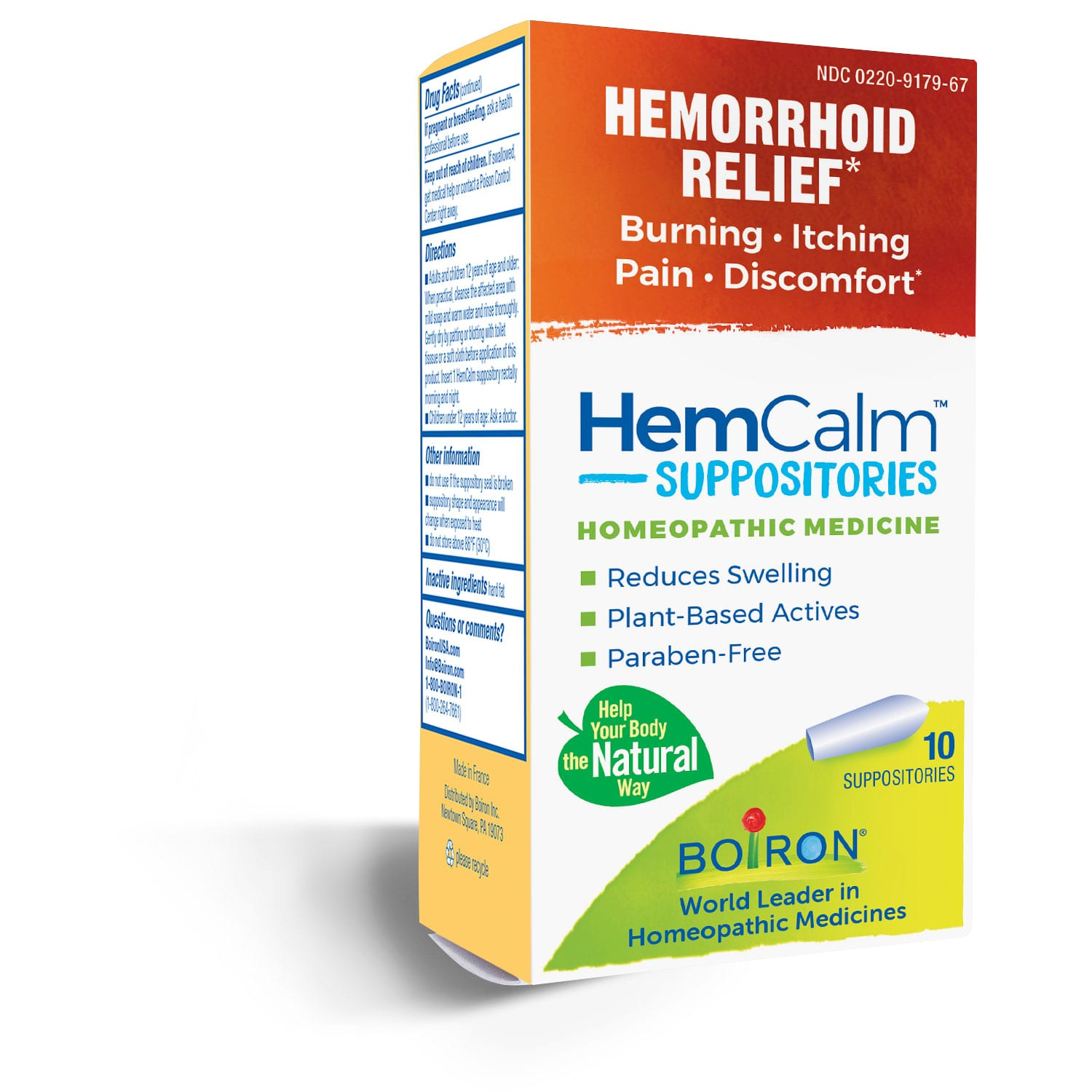 HemCalm<sup>®</sup>  Suppositories