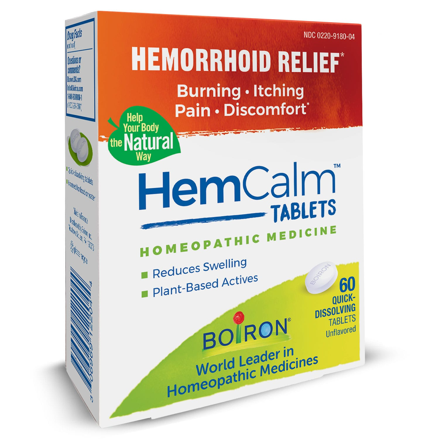 HemCalm<sup>® </sup> Tablets