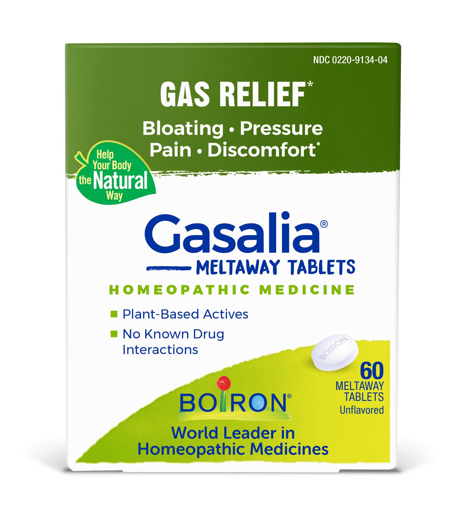 Gasalia<sup>®</sup> Tablets
