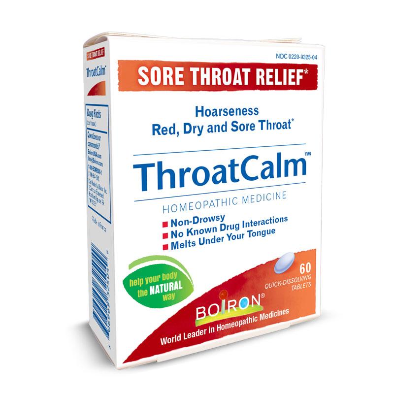 ThroatCalm<sup>®</sup>