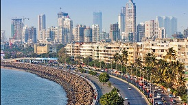 Hot Destination at Mumbai, India