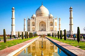 Hot Destination at Agra, India