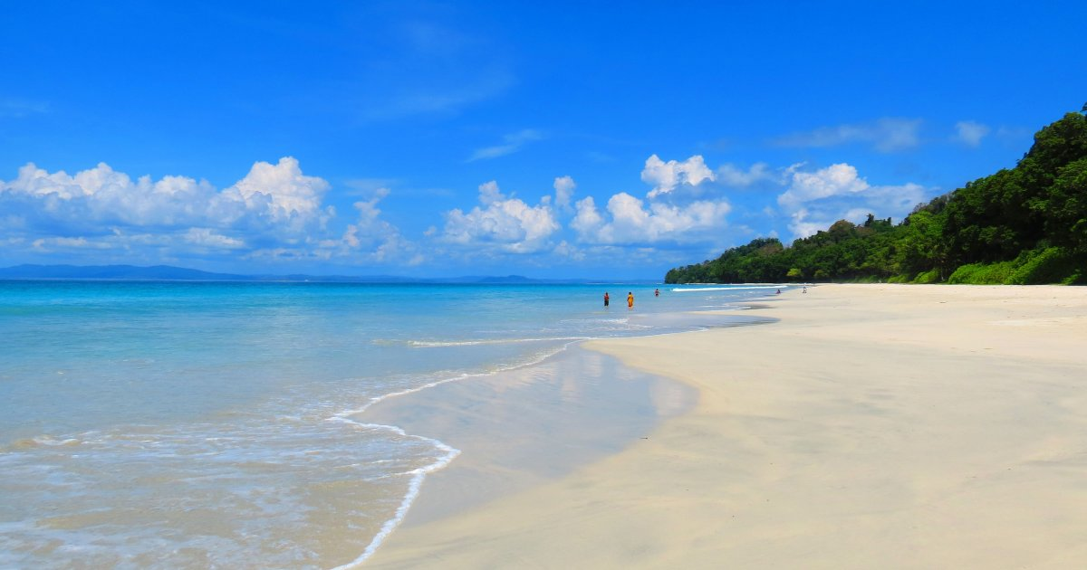 Andaman for 7 Nights 8 Days (DELUXE)(Flight Ticket not included)