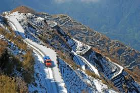 Sikkim for 6 Nights 7 Days (DELUXE)(Train Ticket included)