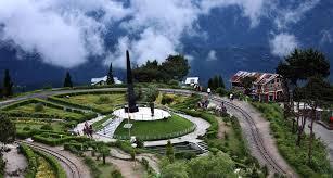 Hot Destination at Darjeeling, India