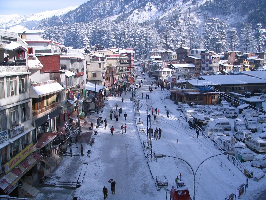 Shimla Manali PACKAGE 5Nights 6days(Flight or Train Ticket not included)