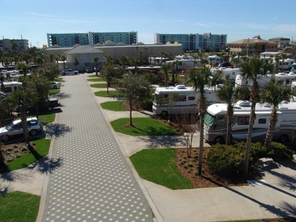 Destin Rv Beach Resort