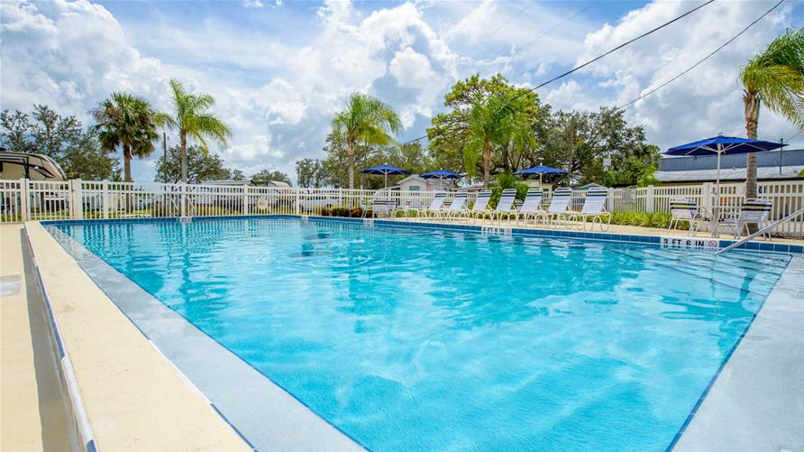 Kissimmee South Mh Amp Rv Resort