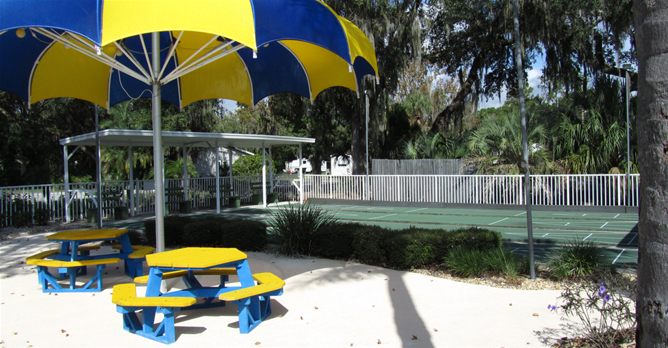 Tampa East Rv Resort