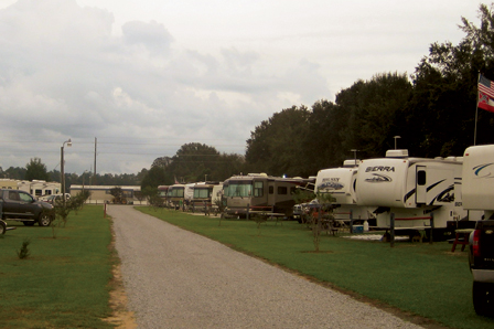 Northwest Florida RV Park 60 Sites Loading Images