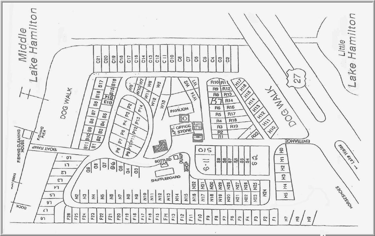 Paradise Island Rv Park Plumbing Schematics View Map