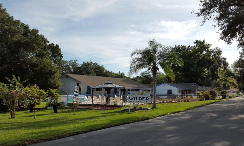 Blue Parrot Rv Resort