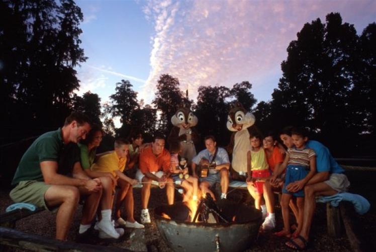 Disney S Fort Wilderness Resort Amp Campground