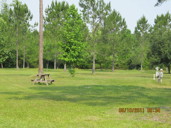 Ben S Hitching Post Campground