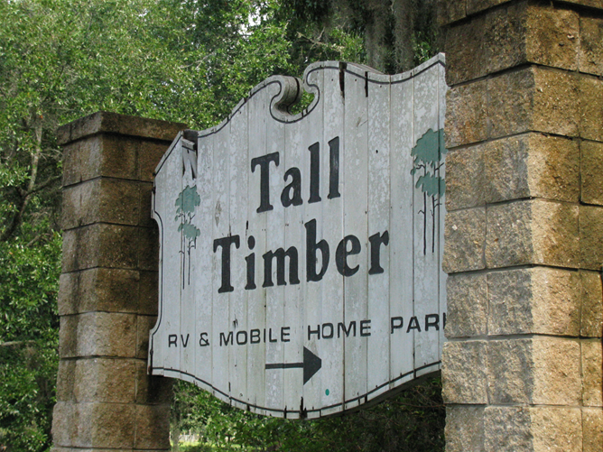 Tall Timber RV Mobile Home Park