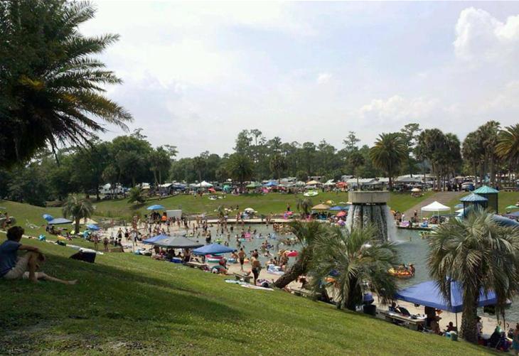 Wekiva Falls Rv Resort