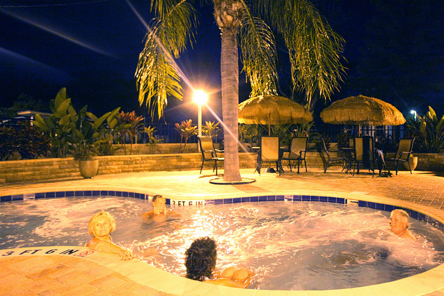 St Petersburg Madeira Beach Resort Koa