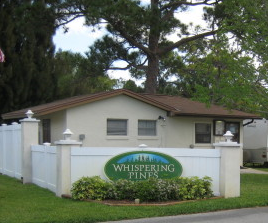 Whispering Pines RV Community Central Florida Park 55 Sites Loading Images