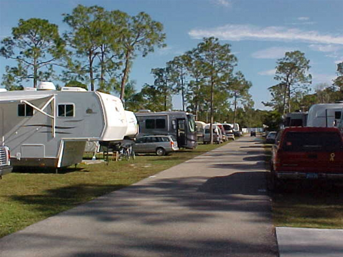 South Florida RV Park 167 Sites Loading Images