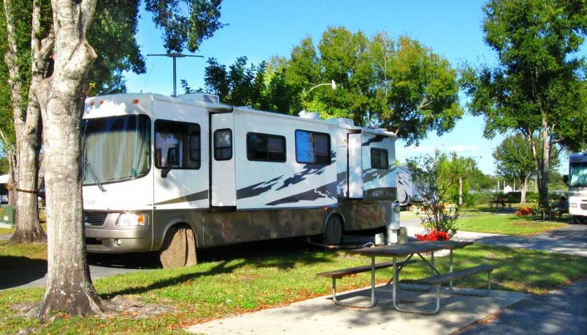 Horseshoe Cove Rv Resort