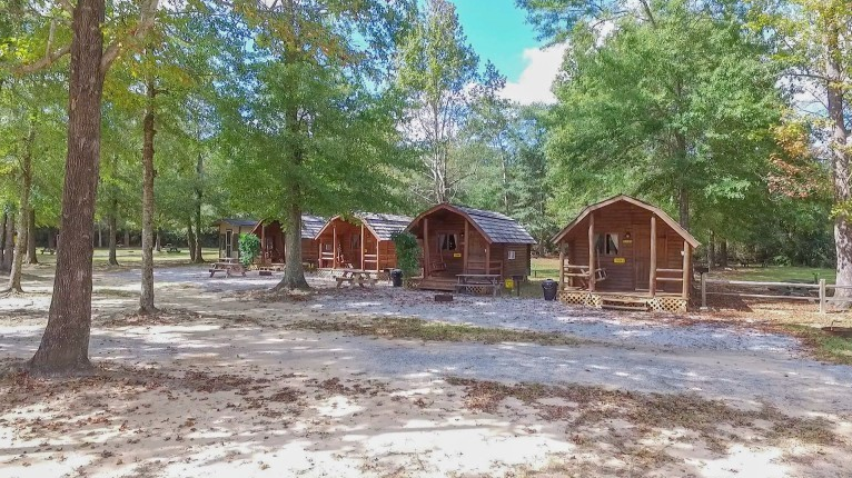 Milton gulf pines koa - Camping near me with swimming pool ...