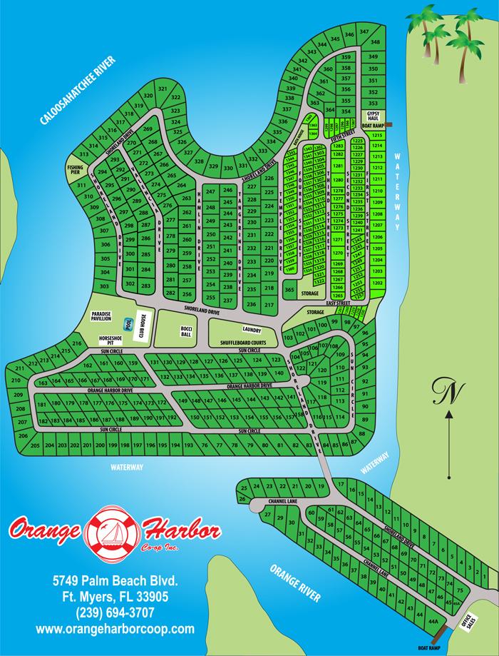 Orange Harbor RV Park