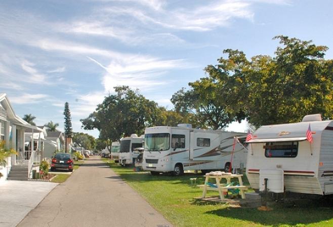 Fort Myers Beach Rv Resort