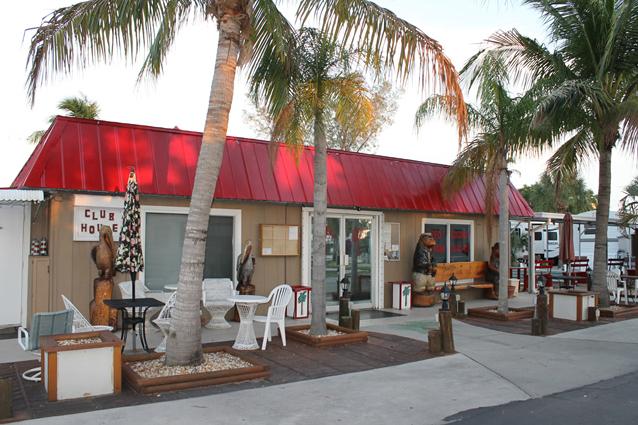 Florida Beachfront Tent Camping