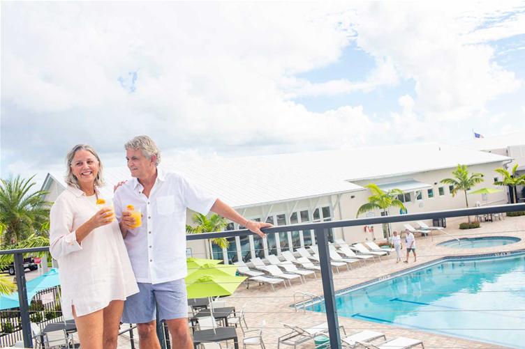 Ocean Breeze Rv Resort