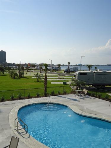 Pensacola Beach Rv Resort