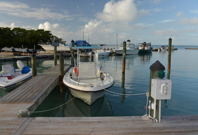Fiesta key rv resort for North beach fish camp menu