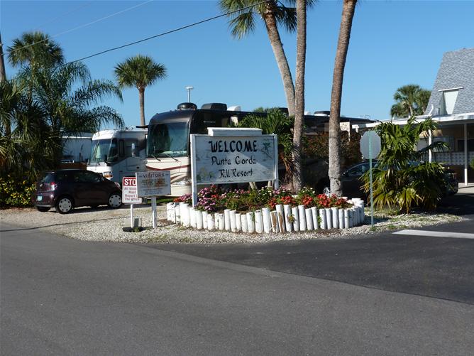 Satellite Tv And Internet >> Punta Gorda RV Resort
