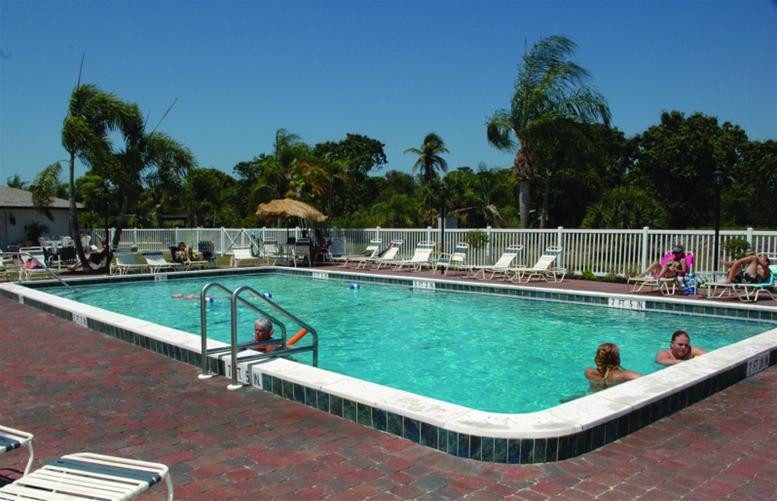 Pine Island Campground Florida