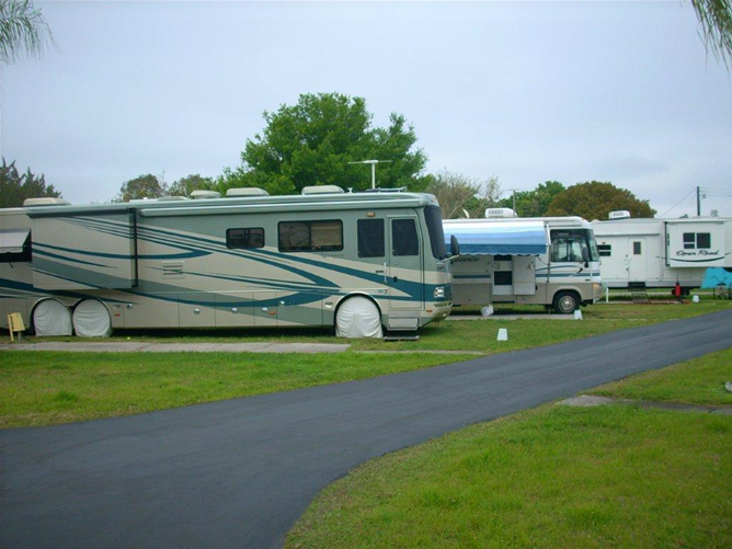 Tice Mobile Home RV Park South Florida