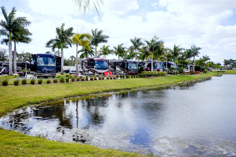 Motorcoach Resort St Lucie West